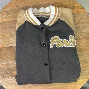 Justice Sparkly School Jacket